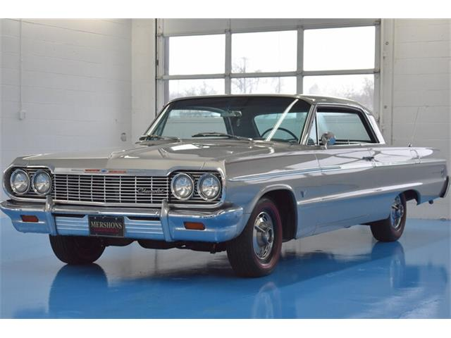 1964 Chevrolet Impala SS (CC-1322740) for sale in Springfield, Ohio