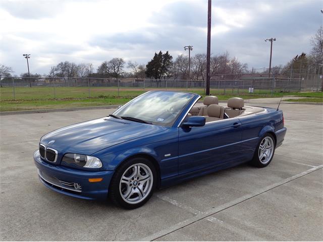 2001 BMW 330ci (CC-1322755) for sale in Rowlett, Texas