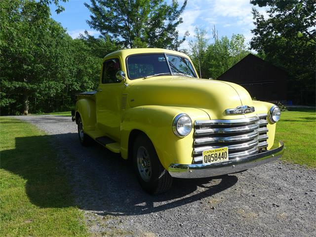 1952 Chevrolet Pickup (CC-1322757) for sale in BORDENTOWN, New Jersey
