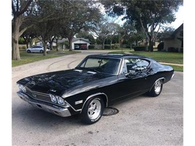 1968 Chevrolet Chevelle SS (CC-1322759) for sale in Plantation , Florida