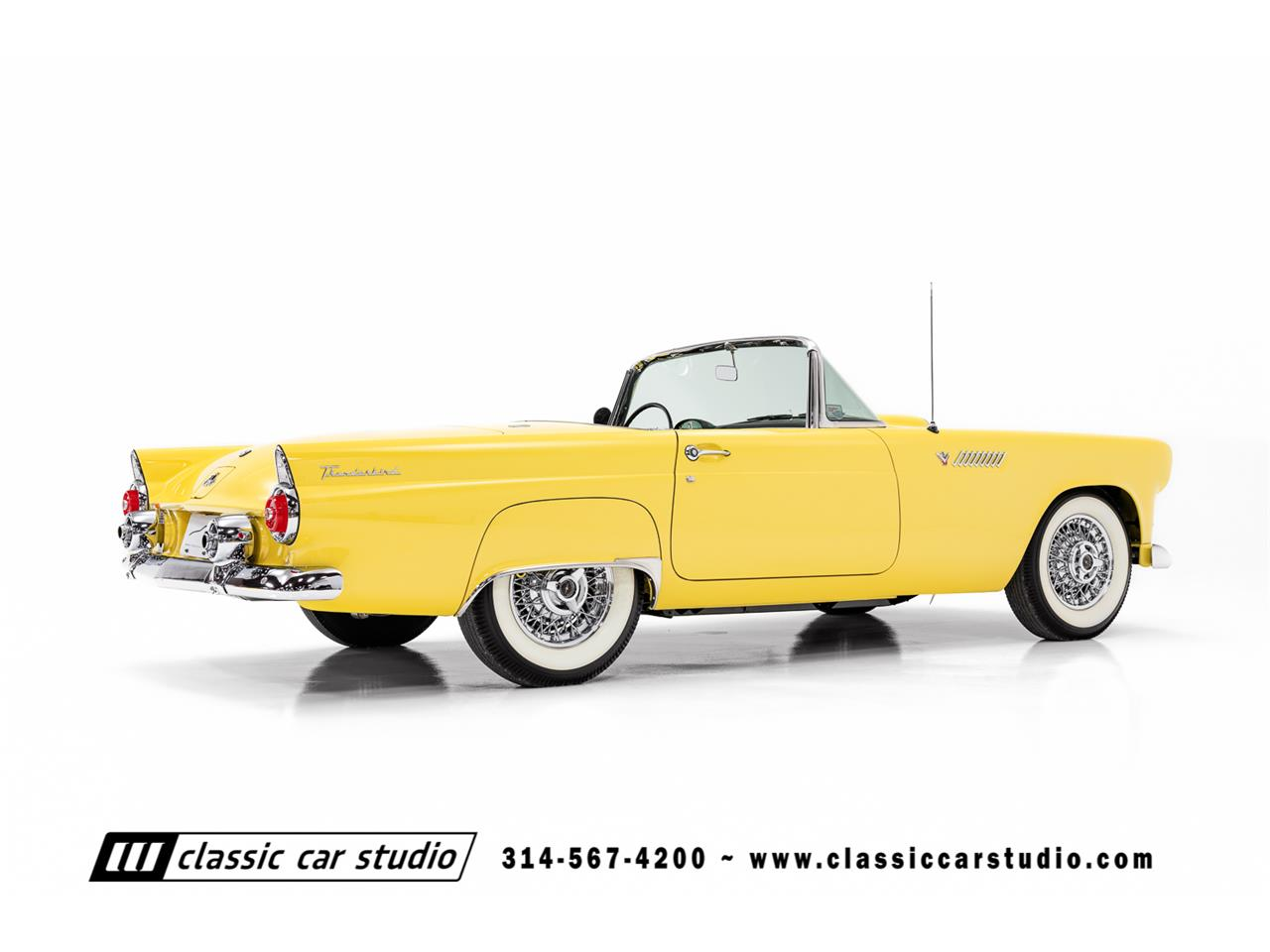 1955 Ford Thunderbird (CC-1322778) for sale in Saint Louis, Missouri