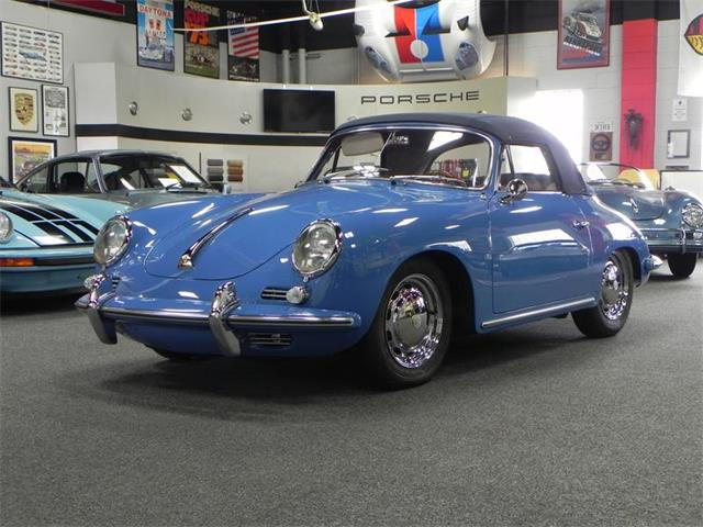 1964 Porsche Cabriolet (CC-1322793) for sale in Galena, Ohio