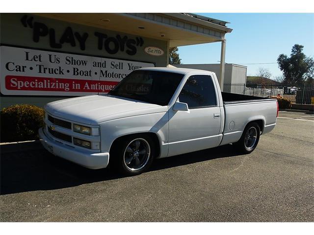 1992 Chevrolet 1500 (CC-1320280) for sale in Redlands, California