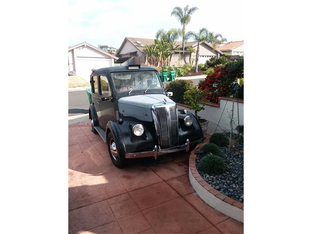 1963 Beardmore Mark VII (CC-1322800) for sale in Carlsbad, California