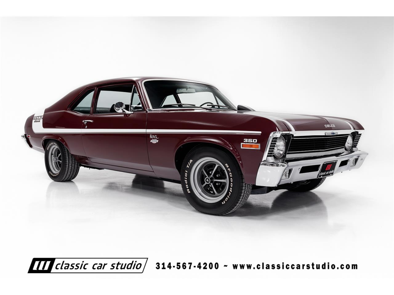 1970 Chevrolet Nova SS (CC-1322803) for sale in Saint Louis, Missouri