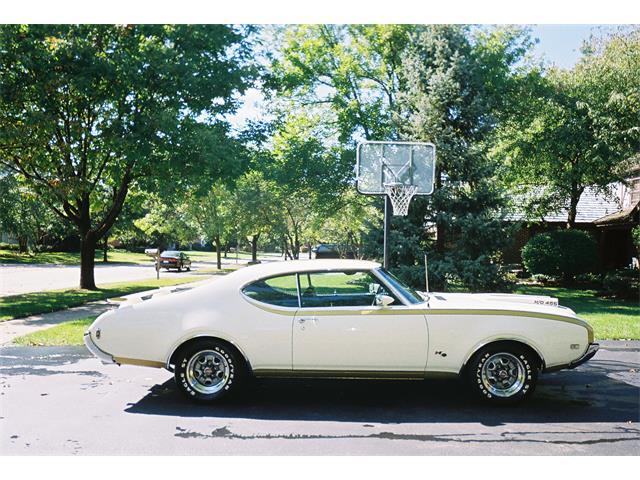 1969 Oldsmobile Hurst (CC-1322806) for sale in Glenview, Illinois