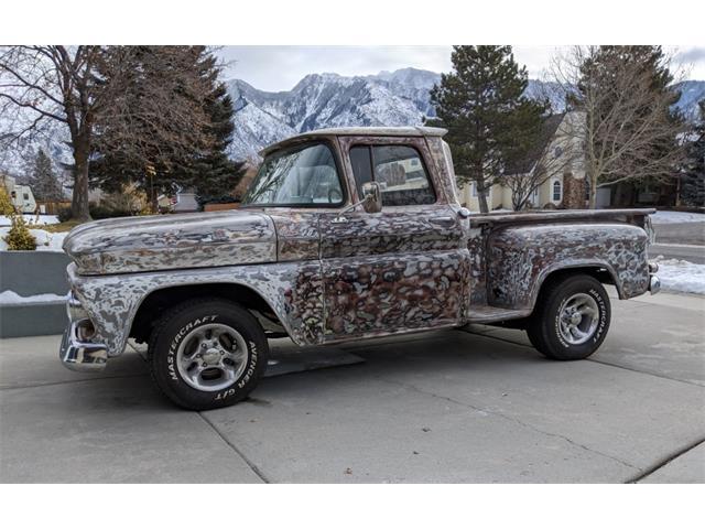 1962 Chevrolet 1/2-Ton Shortbox (CC-1322820) for sale in Sandy, Utah