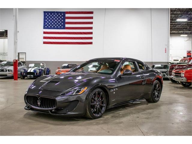 2013 Maserati GranTurismo (CC-1322833) for sale in Kentwood, Michigan