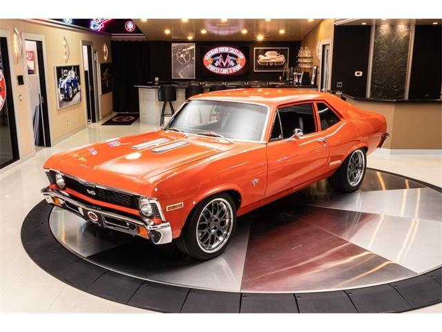 1972 Chevrolet Nova (CC-1322835) for sale in Plymouth, Michigan