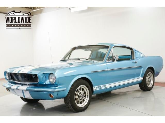 1965 Ford Mustang (CC-1322839) for sale in Denver , Colorado