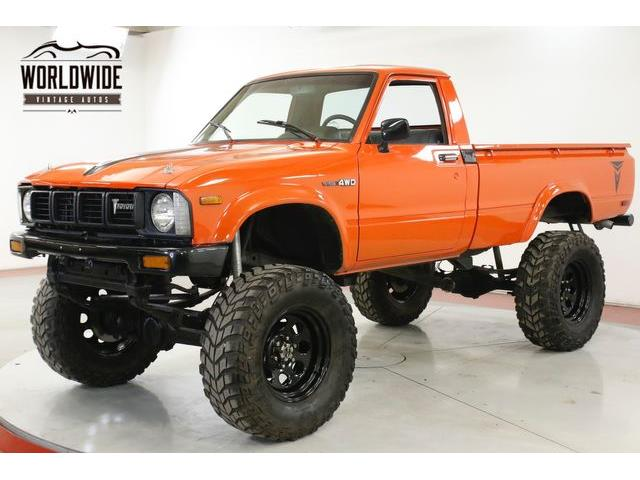 1982 Toyota Pickup (CC-1322843) for sale in Denver , Colorado