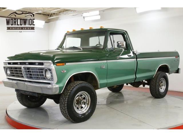 1974 Ford F250 (CC-1322844) for sale in Denver , Colorado
