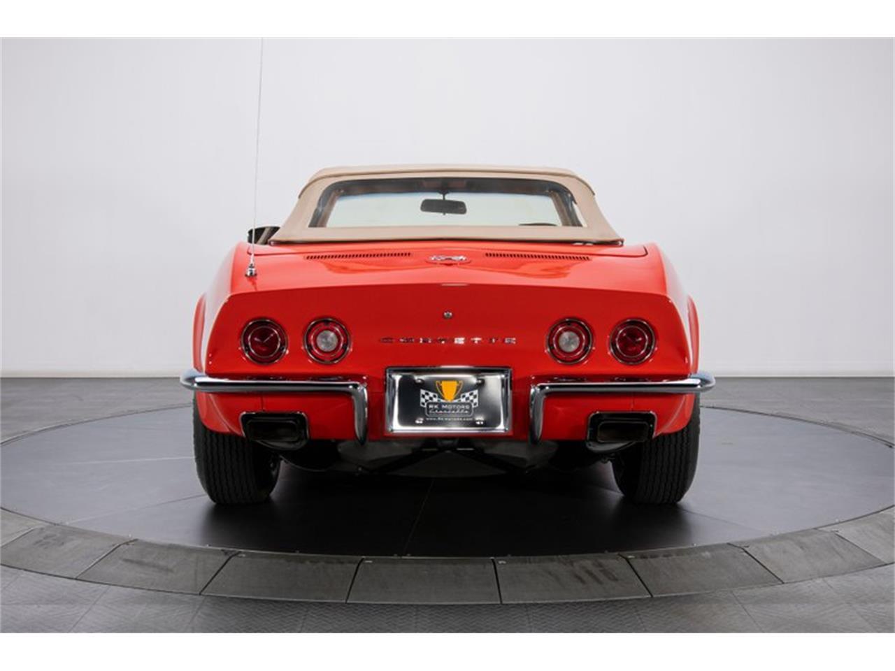 1970 Chevrolet Corvette (CC-1322856) for sale in Charlotte, North Carolina
