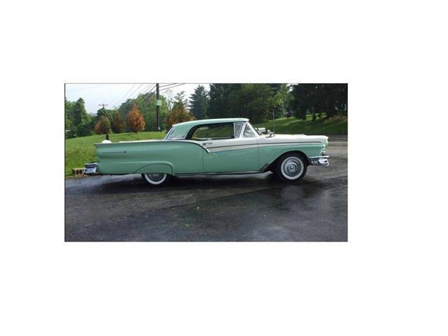 1957 Ford Fairlane (CC-1322871) for sale in Greensboro, North Carolina