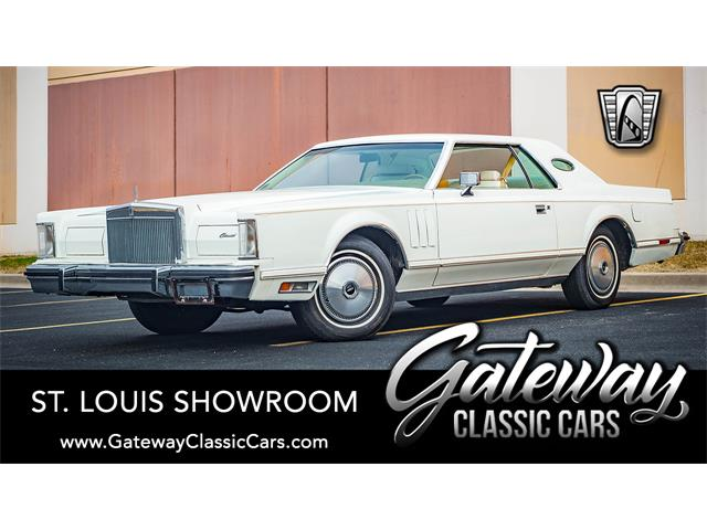 1977 Lincoln Continental (CC-1322882) for sale in O'Fallon, Illinois