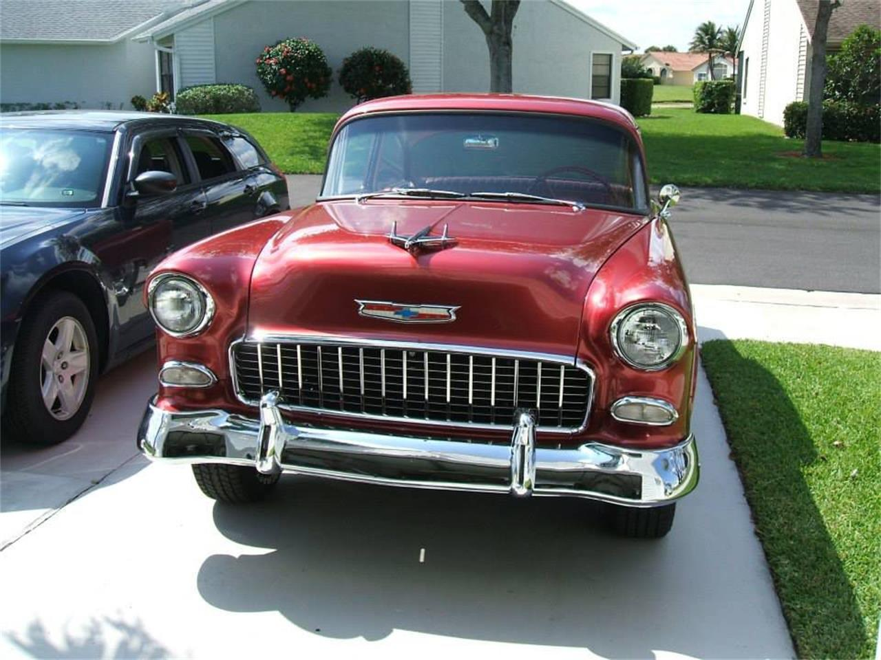 1955 Chevrolet 150 (CC-1322886) for sale in West Pittston, Pennsylvania