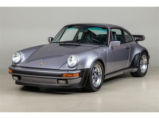 1988 Porsche 911 Carrera Turbo