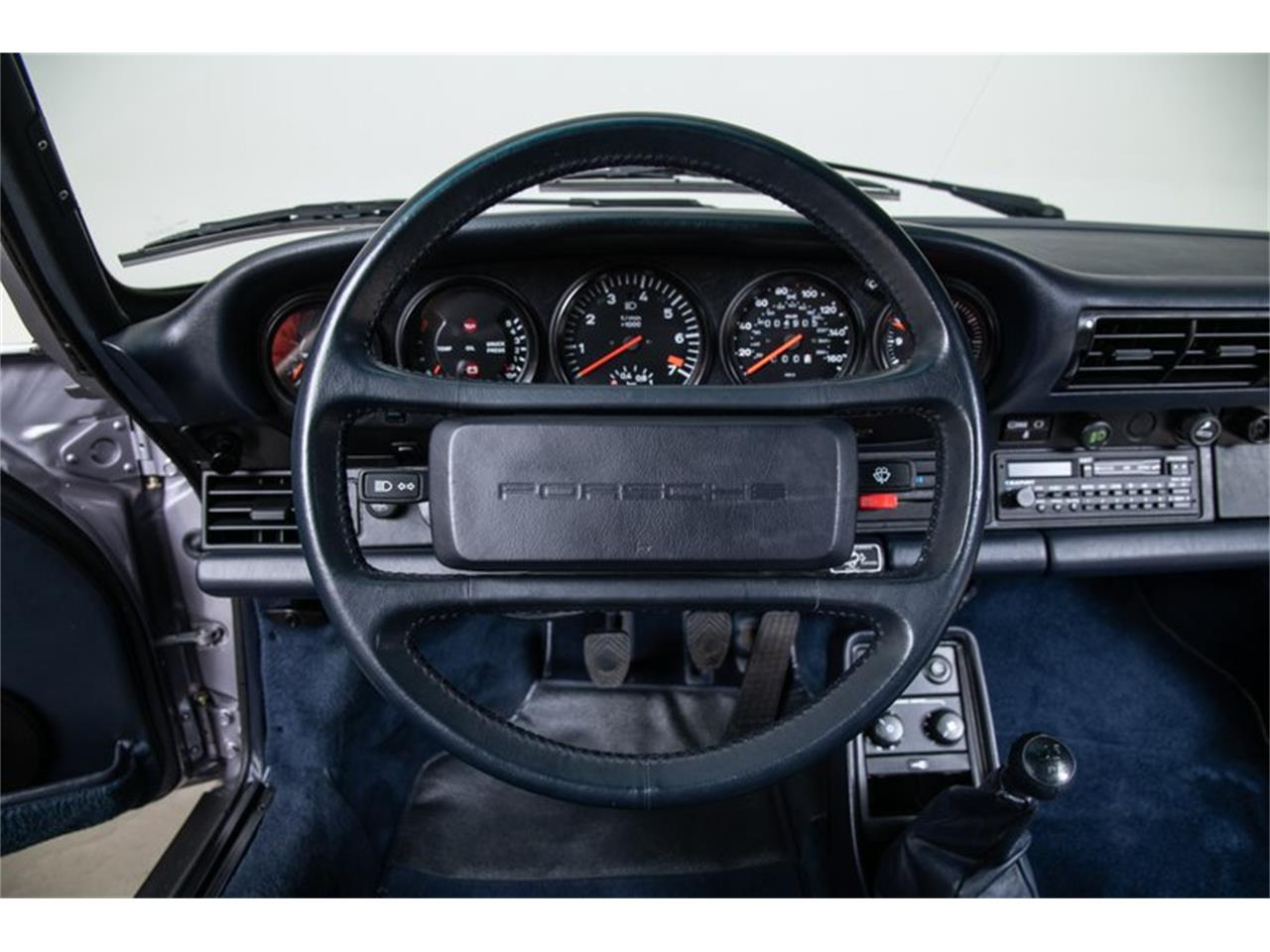 1988 Porsche 911 Carrera Turbo (CC-1322888) for sale in Scotts Valley, California