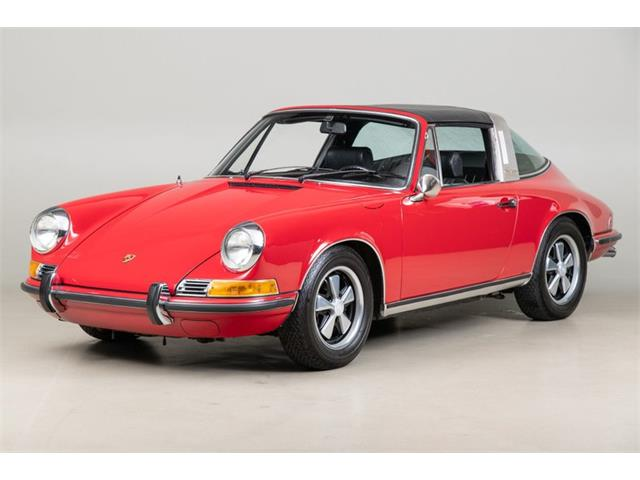 1969 Porsche 911 Carrera (CC-1322890) for sale in Scotts Valley, California