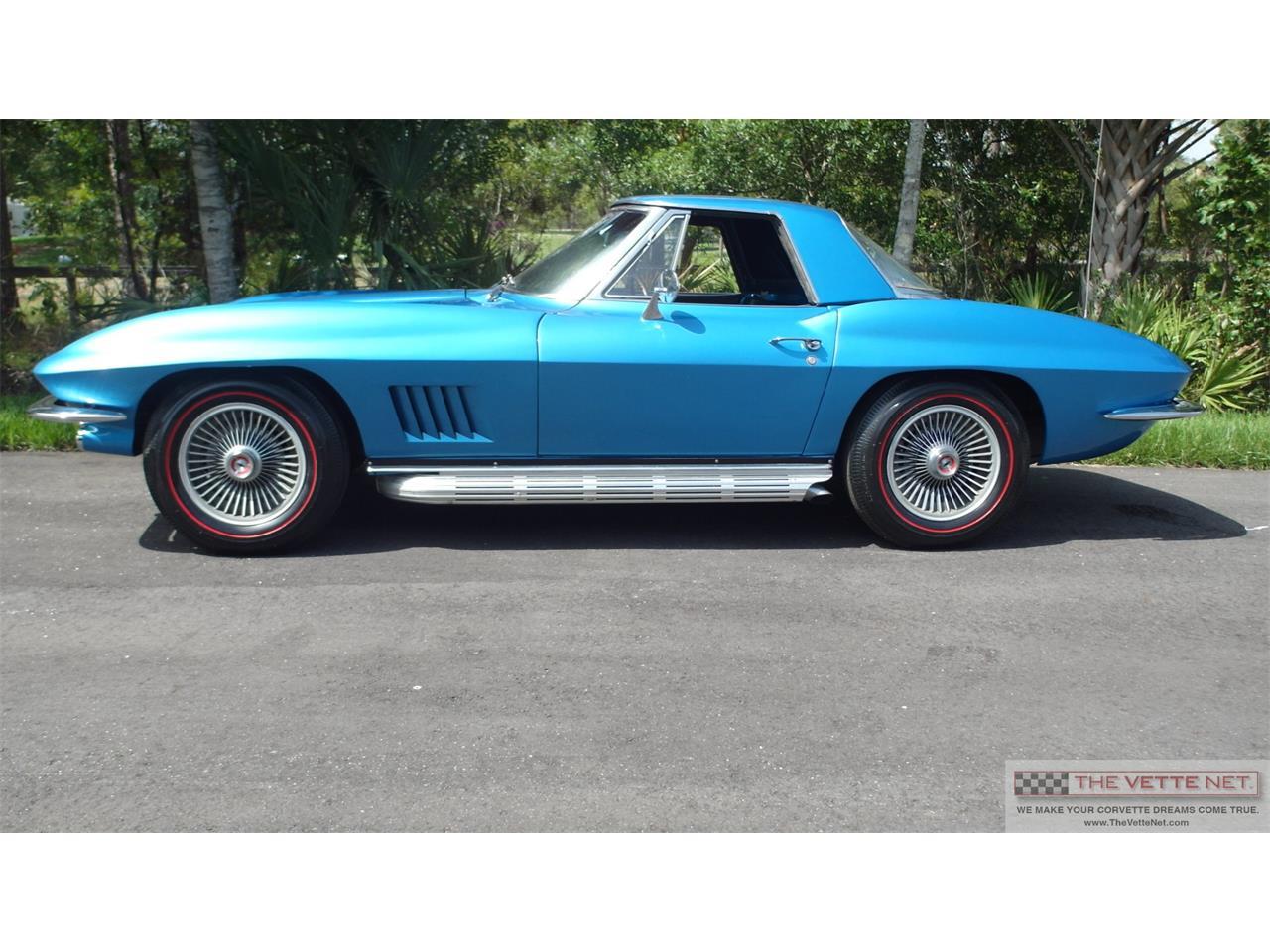1967 Chevrolet Corvette (CC-1322899) for sale in Sarasota, Florida
