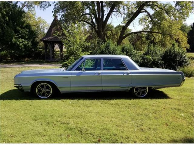 1968 Chrysler Newport (CC-1322903) for sale in McPherson, Kansas