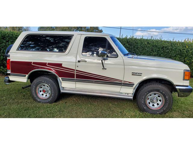 1988 Ford Bronco (CC-1322921) for sale in Lakeland, Florida