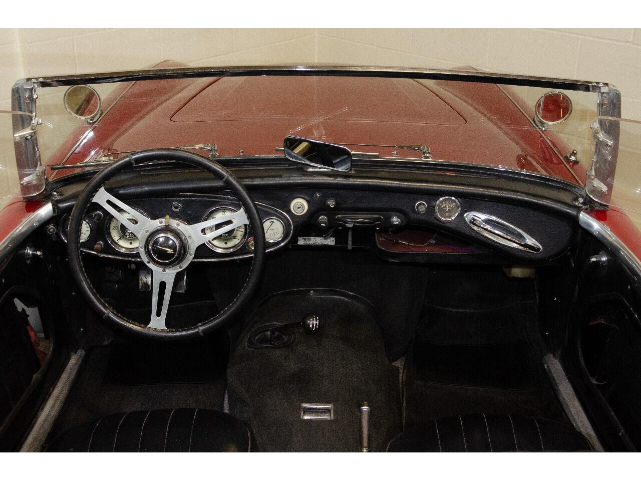 1961 Austin-Healey 3000 (CC-1322928) for sale in St Louis, Missouri