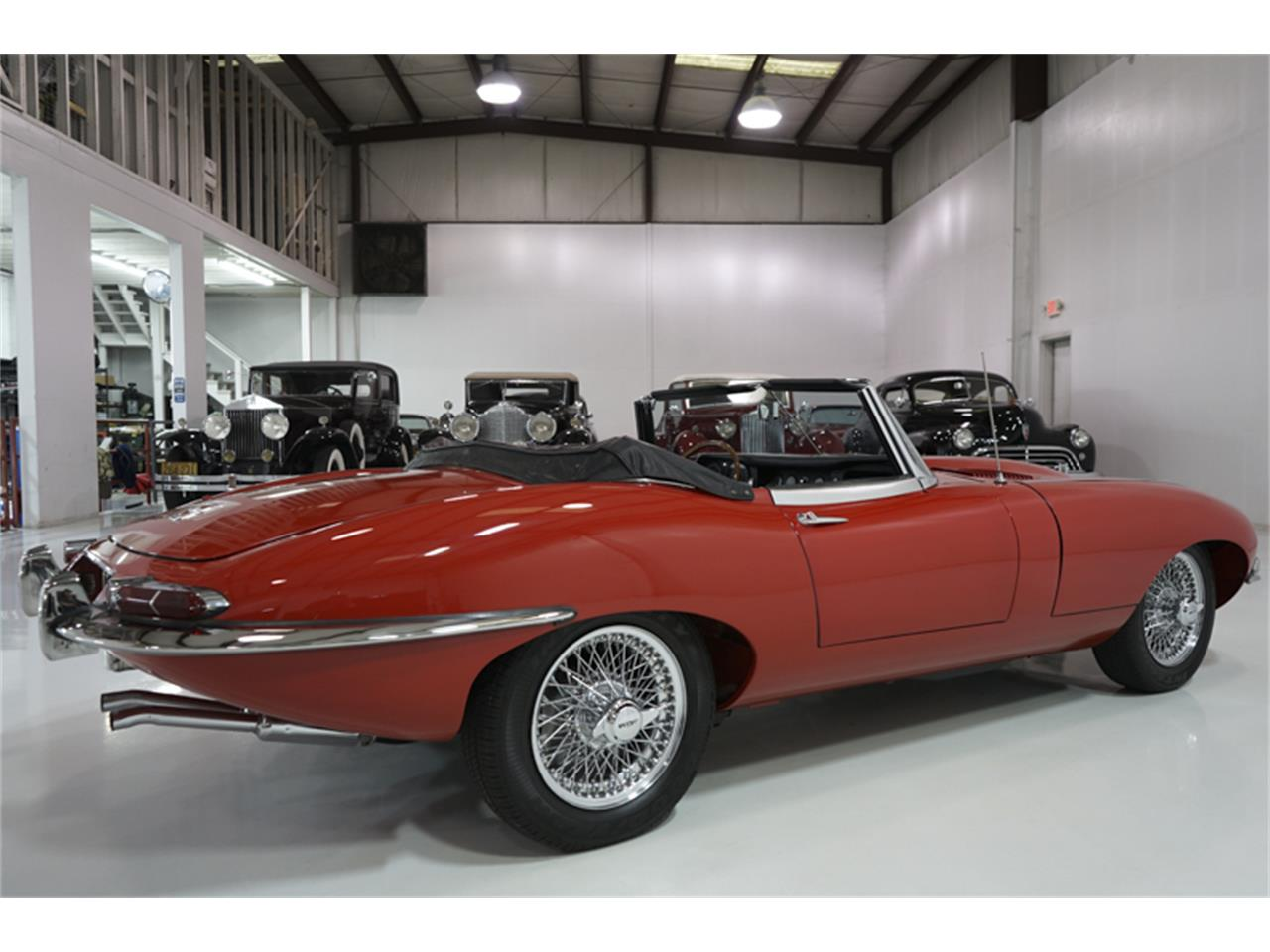 1967 Jaguar E-Type (CC-1320293) for sale in Saint Louis, Missouri