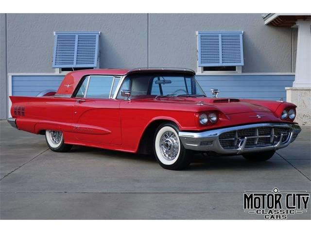 1960 Ford Thunderbird (CC-1322930) for sale in Vero Beach, Florida