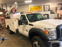 2011 Ford F550 (CC-1322938) for sale in Upper Sandusky, Ohio