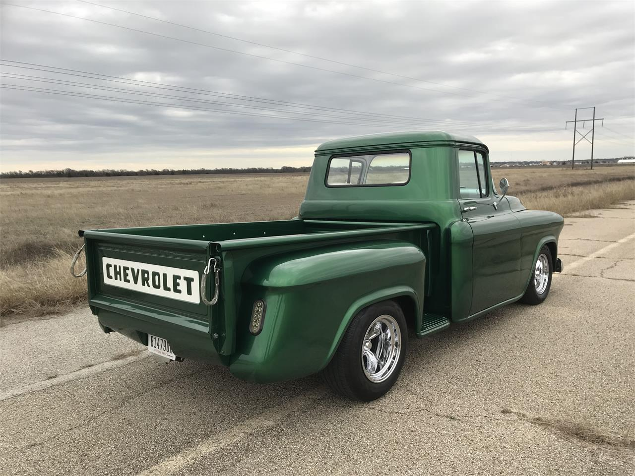 1956 Chevrolet Truck (CC-1322959) for sale in Palmer, Texas