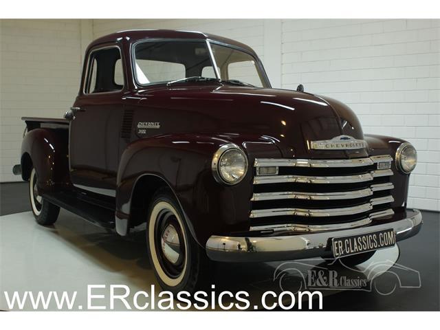 1949 Chevrolet 3100 (CC-1322962) for sale in Waalwijk, Noord-Brabant