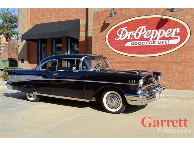 1957 Chevrolet Bel Air (CC-1322966) for sale in Lewisville, TX, Texas