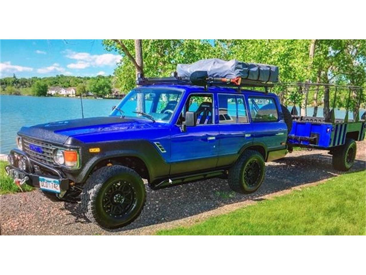 1985 Toyota Land Cruiser FJ (CC-1322968) for sale in Columbia, South Carolina