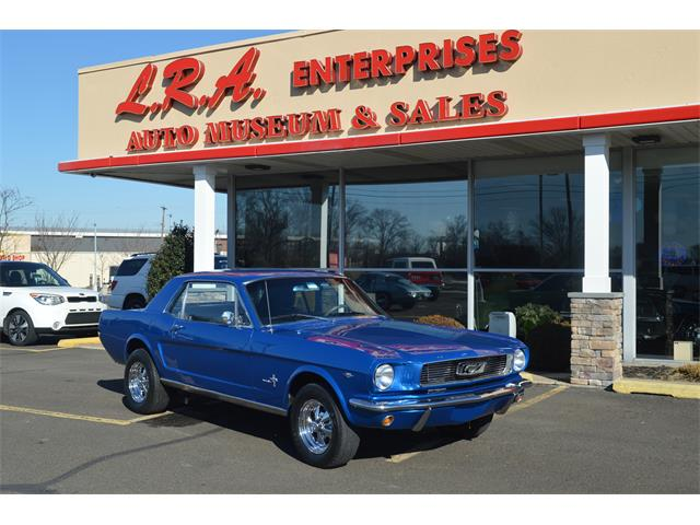 1966 Ford Mustang (CC-1322975) for sale in bristol, Pennsylvania