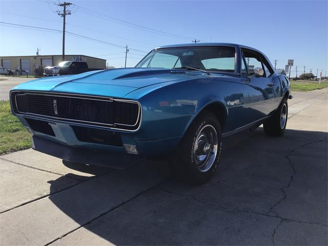 1967 Chevrolet Camaro RS (CC-1322995) for sale in Corpus christi, Texas