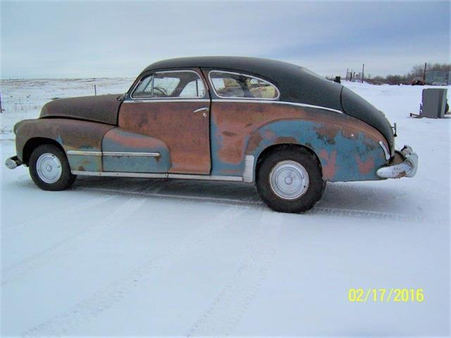 1948 Oldsmobile 2-Dr Sedan (CC-1322998) for sale in Parkers Prairie, Minnesota