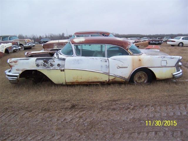 1955 Buick Century (CC-1323001) for sale in Parkers Prairie, Minnesota