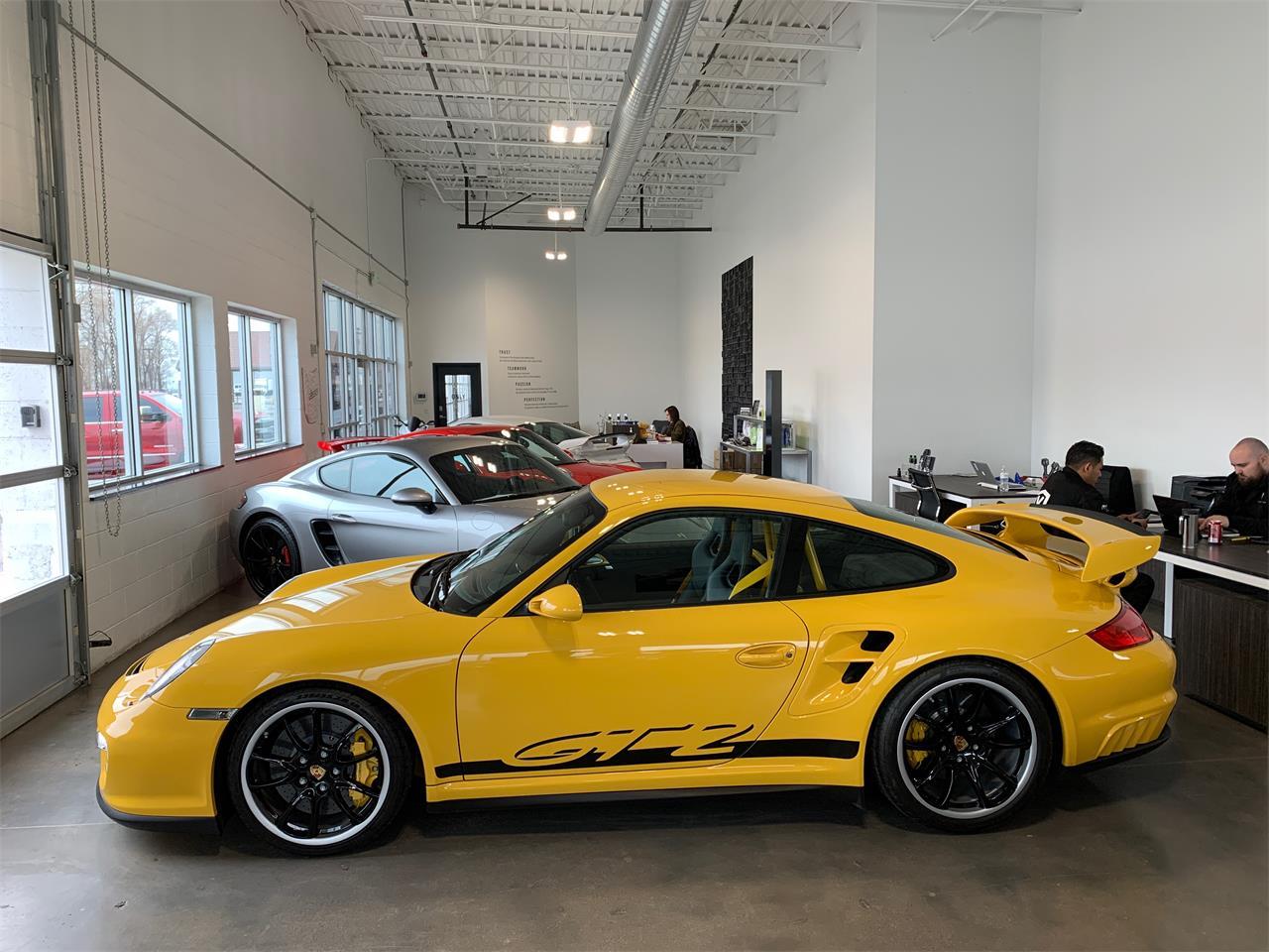 2008 Porsche GT2 (CC-1323010) for sale in SLC, Utah