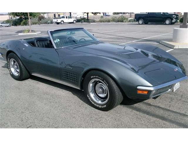 1970 Chevrolet Corvette (CC-1323013) for sale in Oceanside, California