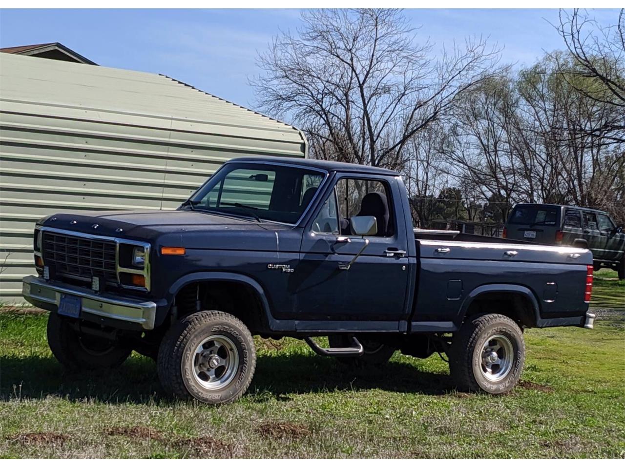 1981 Ford F150 (CC-1323014) for sale in Chico, California