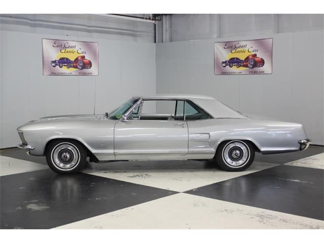 1963 Buick Riviera (CC-1323020) for sale in Lillington, North Carolina