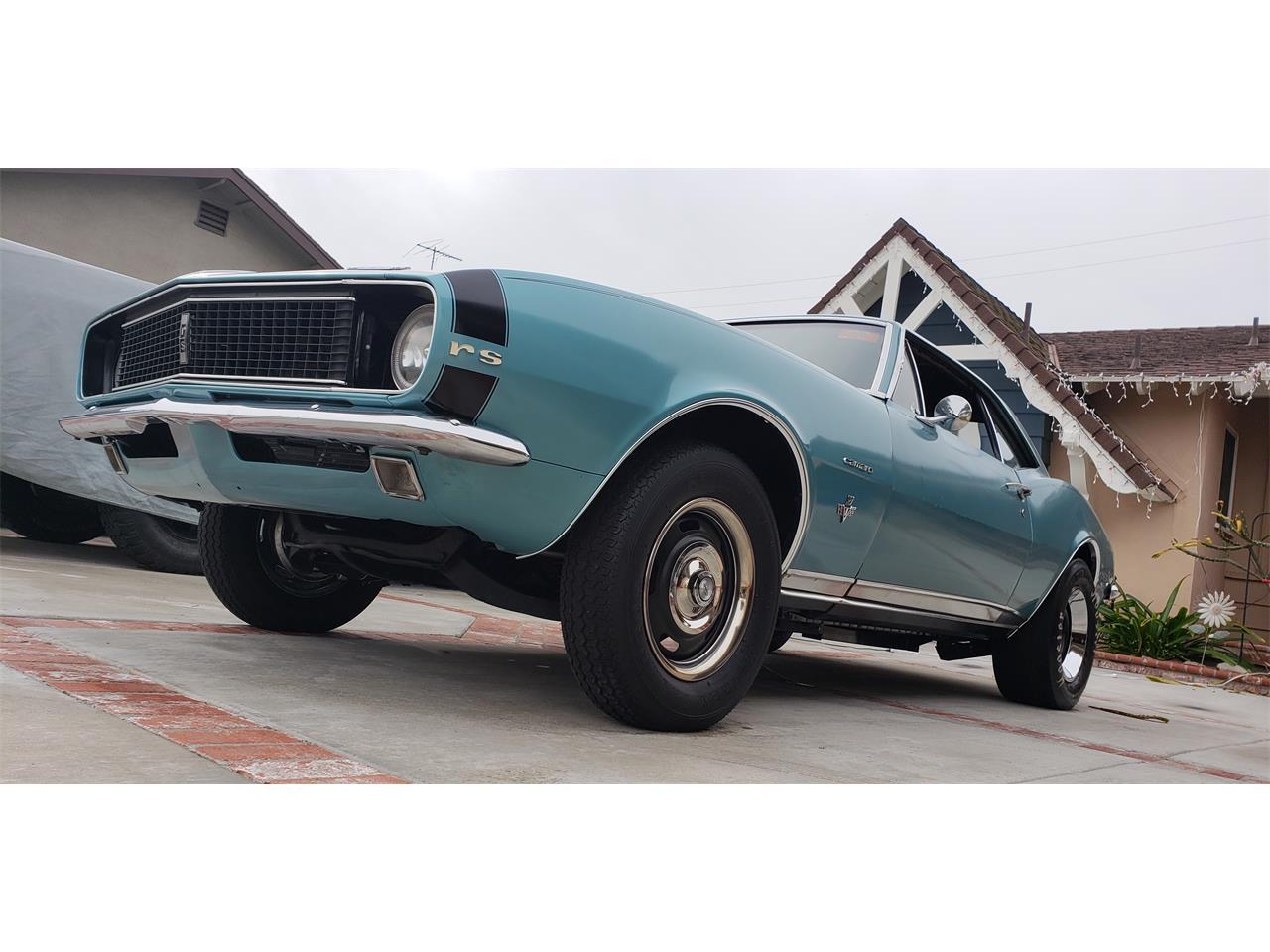 1967 Chevrolet Camaro RS (CC-1323021) for sale in Anaheim, California