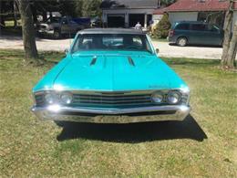 1967 Chevrolet El Camino (CC-1323026) for sale in Cadillac, Michigan
