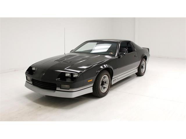 1986 Chevrolet Camaro (CC-1323027) for sale in Morgantown, Pennsylvania