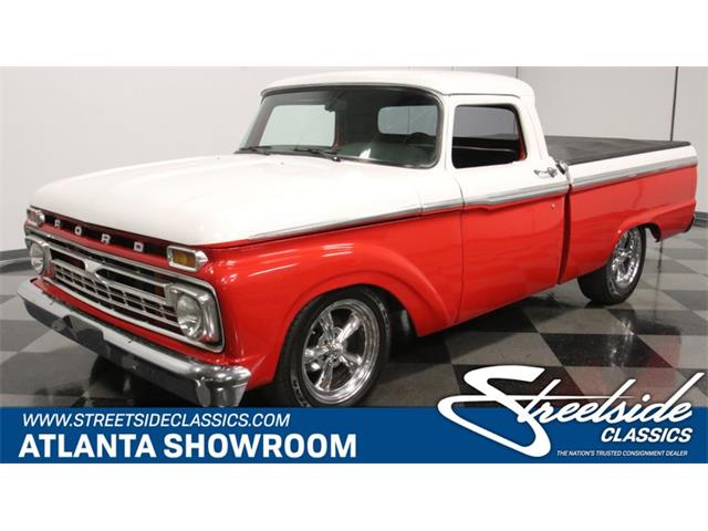 1966 Ford F100 (CC-1323046) for sale in Lithia Springs, Georgia