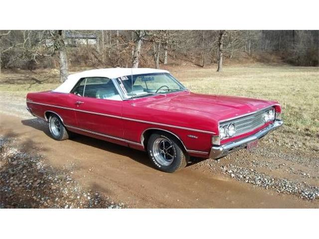 1969 Ford Fairlane 500 (CC-1323047) for sale in Cadillac, Michigan