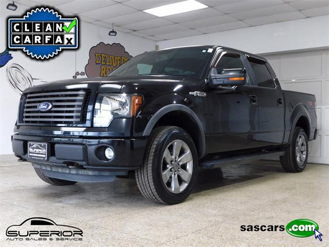 2011 Ford F150 (CC-1323050) for sale in Hamburg, New York