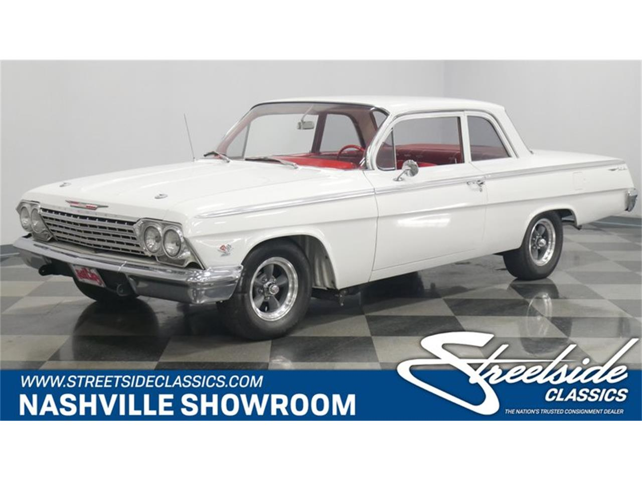 1962 Chevrolet Bel Air (CC-1323053) for sale in Lavergne, Tennessee