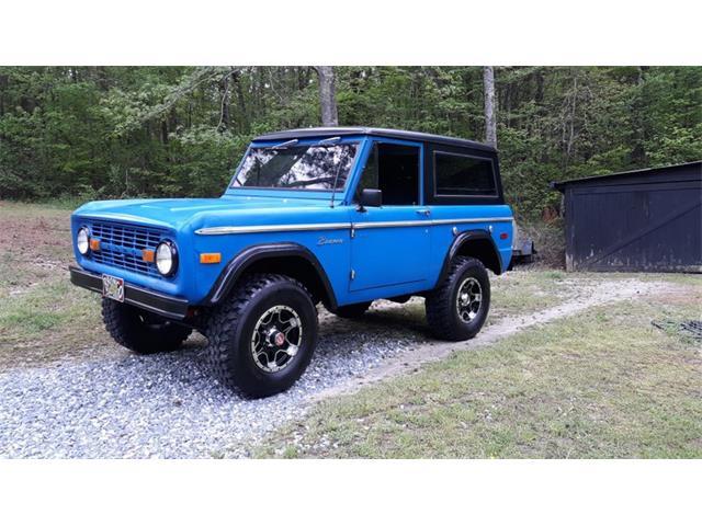 1974 Ford Bronco (CC-1323066) for sale in Greensboro, North Carolina